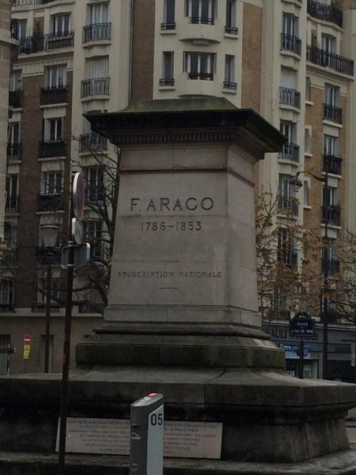 Boulevard Arago, Paris, novembre 2016
