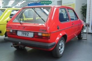 MK1, penúltimo ano de produção antes da segunda geração