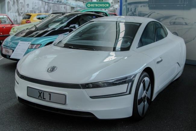 XL1, o carro que foi desenvolvido para rodar 100km com 1 litro de diesel