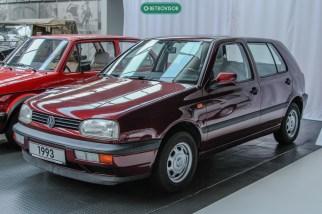 MK3 básico de 1993, bastante semelhante a um GL que meu tio teve
