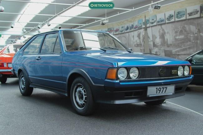 Passat GTI 1977. Espetacular