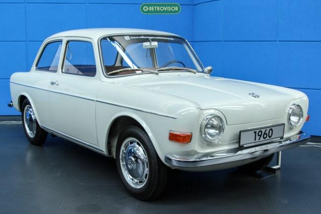 Um dos primeiros modelos Type 3, feito ainda antes do lançamento oficial, que aconteceu em 1961