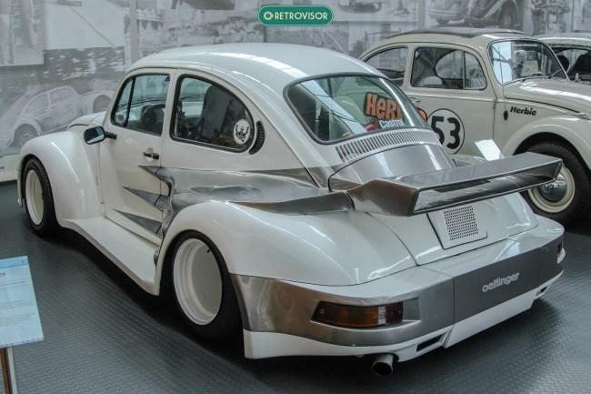 Lanternas de Porsche