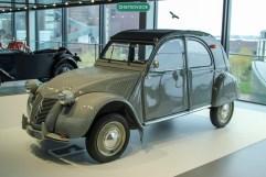 O mais famoso dos Citroën é bem representado por um exemplar impecável ano 1960