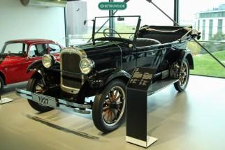 Um Chevrolet de 1927
