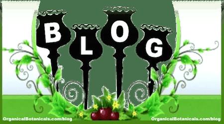 BLOG - Organical Botanicals