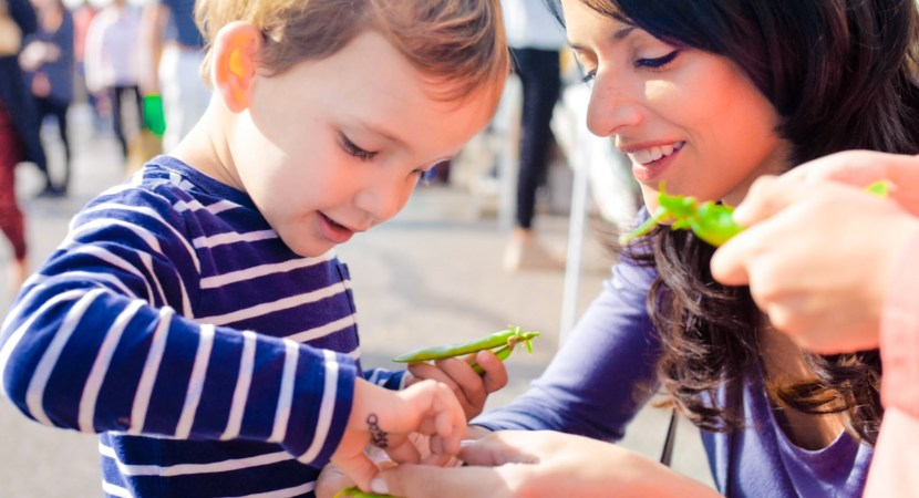 How to Get Your Child to Eat More Organic Vegetables