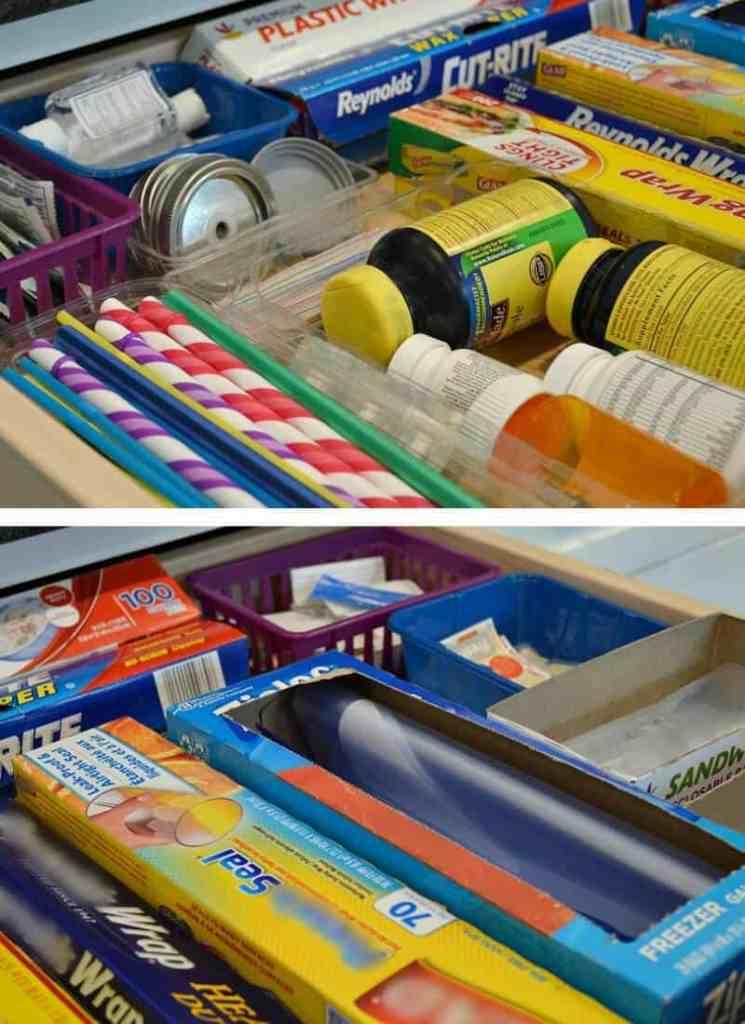 Organizing Kitchen Drawers For Free Organized 31