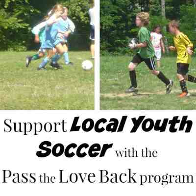Support Your Local Youth Soccer with the Pass the Love Back Program
