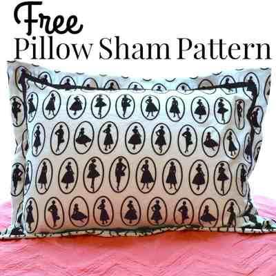 Free Pillow Sham Pattern
