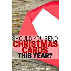 Marvelous Card Should You Send Cards This Card Dilemma Organizing Moms Card Movie Sequel Card cards The Christmas Card