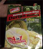 cripping durian montong