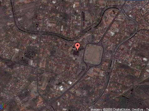 Lokasi dan Posisi Masjid Agung Demak
