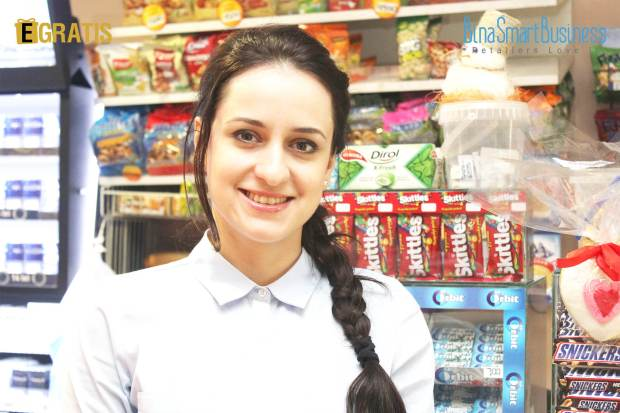 Natalia Gradinari Josan Egratis Bina Smart Business