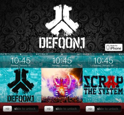 Defqon.1 AUS iPhone Wallpapers (2013) by xDaftPunk on DeviantArt