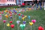 Origami Primavera Museu