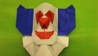 Origami Pierrot de Seiji Nishikawa