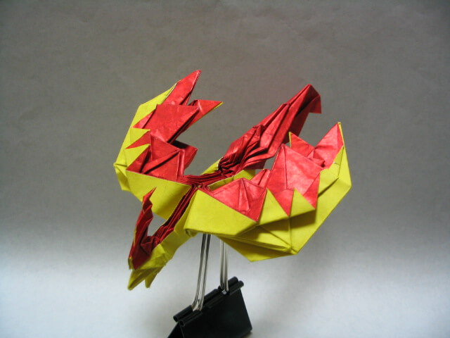 Origami Moltres
