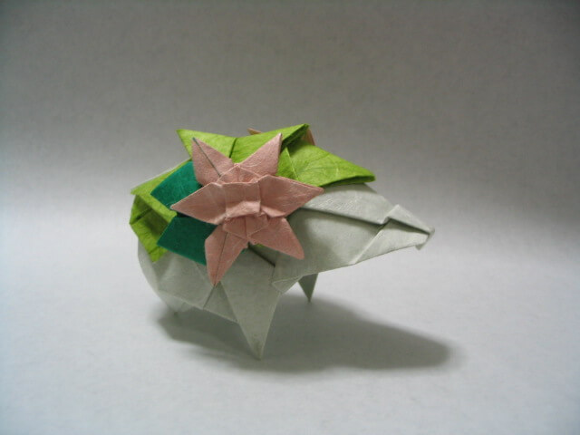 Origami Shaymin