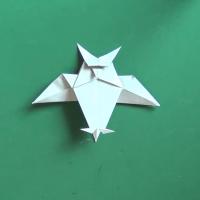 【折り方】ふくろうの折り方動画