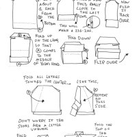 r2d2 guide to folding and doodling