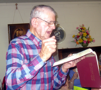 B. J. Harris, 2007.