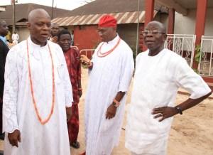 OrijoReporter.com, Edo Deputy governor