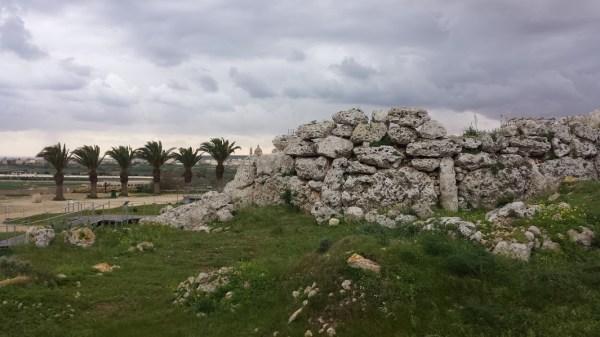 I templi megalitici di Ggantija, a Gozo