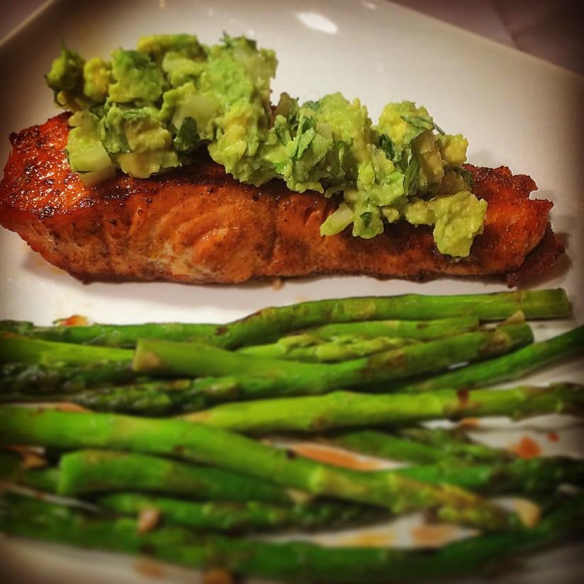 Fresh fish friday steelhead trout orlando dietitian for Fresh fish market orlando
