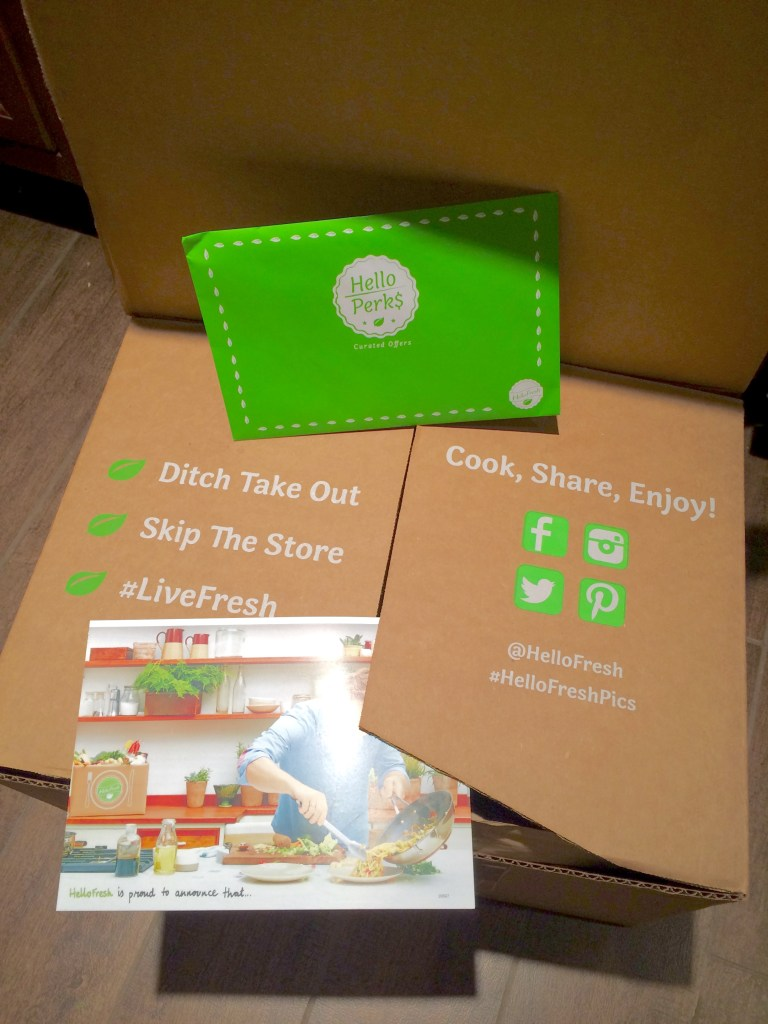HelloFresh Delivery