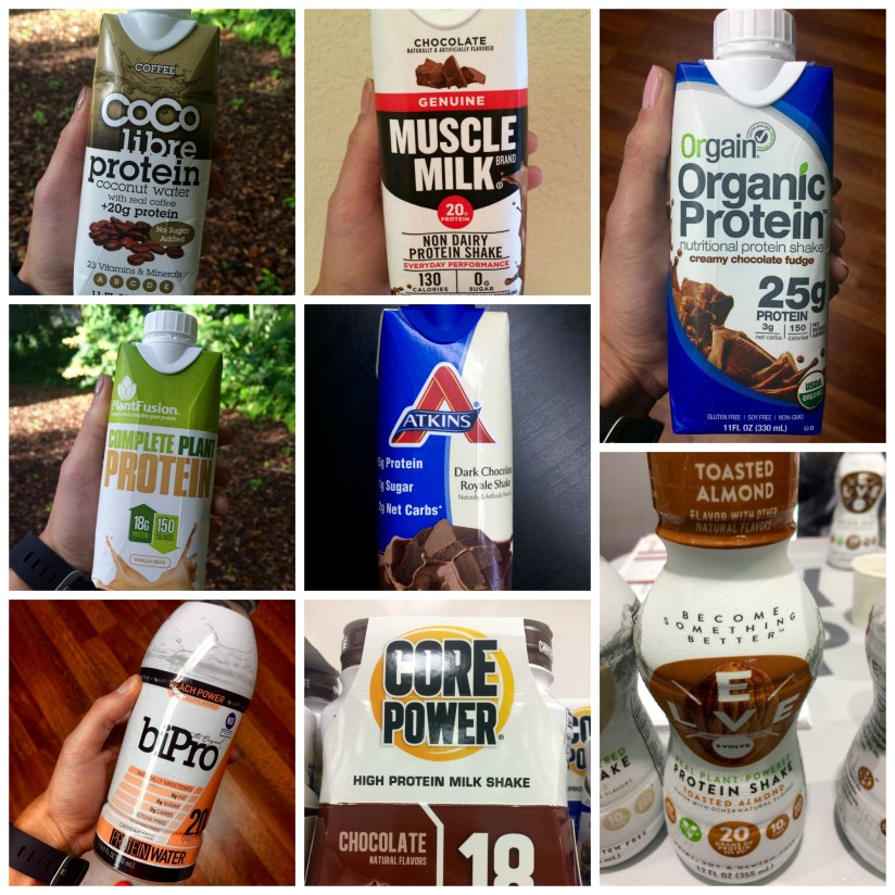 The Best Protein Shakes Review Orlando Dietitian Nutritionist