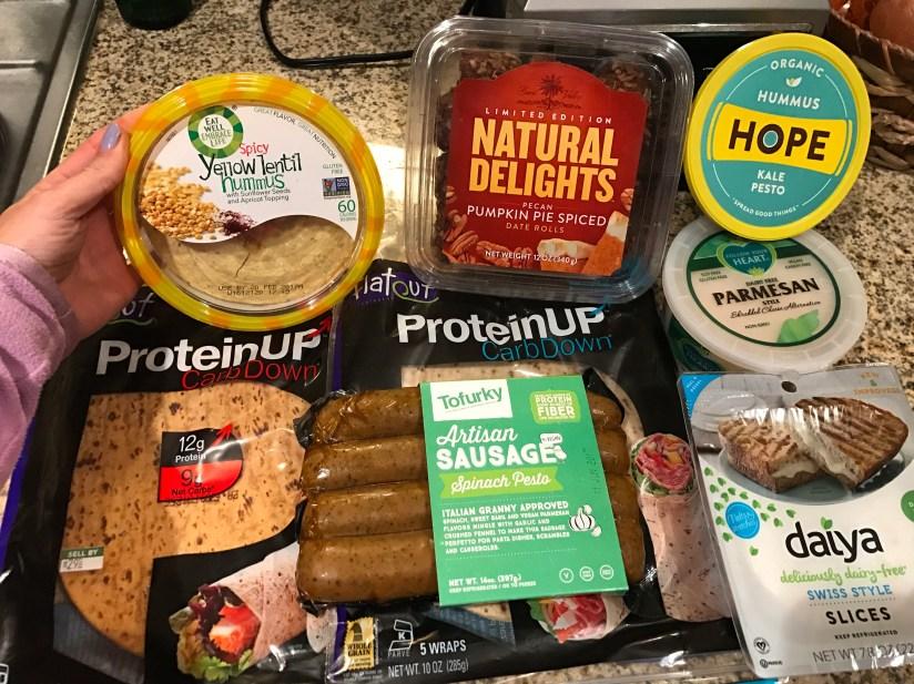 vegan foods at publix