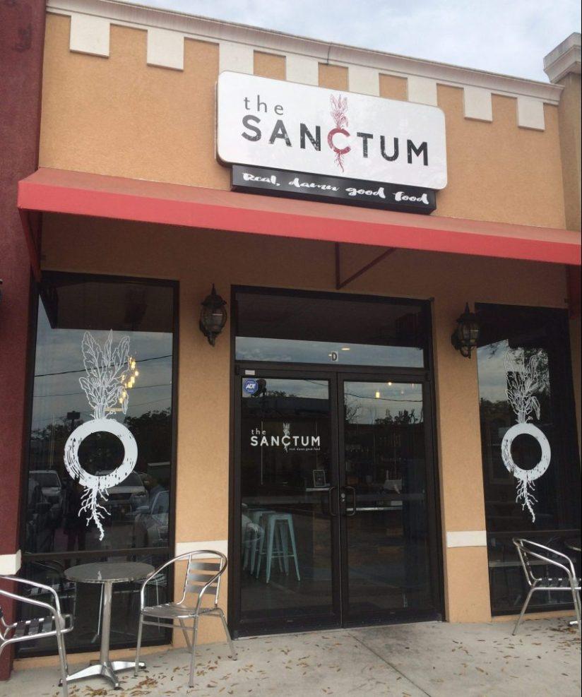 sanctum cafe orlando