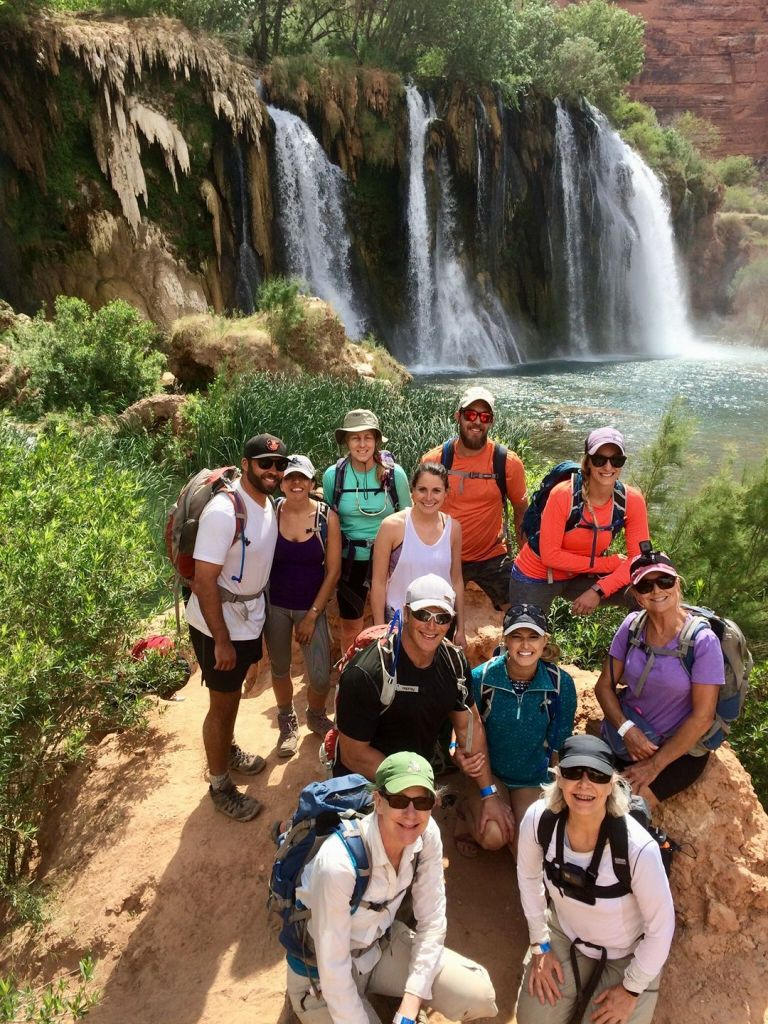 wildland trekking group
