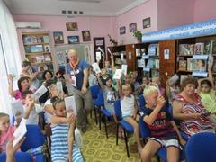 Детские поэты в библиотеке имени Н.Гоголя