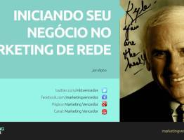 Jim Rohn – Iniciando no Marketing de Rede ou Marketing Multinivel – Audiobook dublado