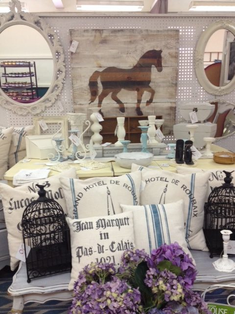 Antique Show, What I Learned!