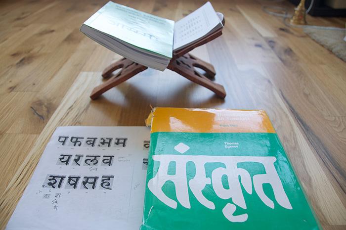 aprender sanscrito madrid y barcelona