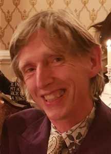 Matthew Sturgis - Honorary Patron