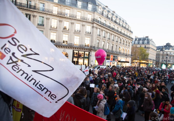 Manifestation le 25-nov (journée internationale de lutte contre les violences faites aux femmes)