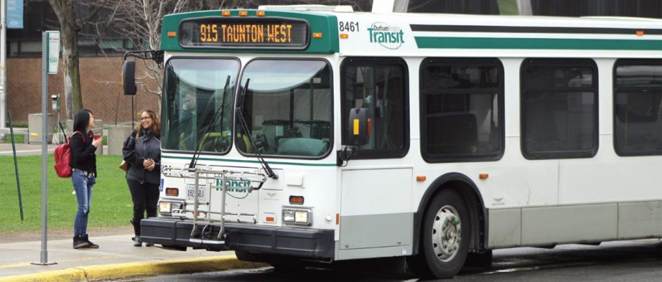 While Durham Region Transit is forecasted to have a financial surplus for 2016, its ridership numbers are down from last year and below what was expected. Vincent Patterson, the general manager of the transit authority, says DRT is working to make it a better option so more people leave their cars at home.