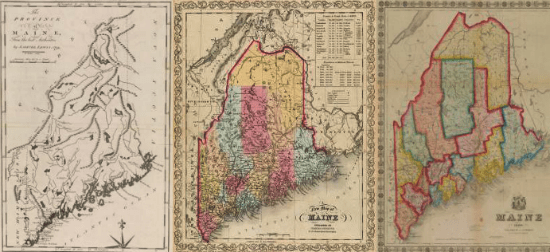II  Moses Greenleaf  Maine s Greatest Mapmaker   Osher Map Library An outspoken advocate of Maine statehood and economic development  he  prepared his first map in 1815  map 7  to accompany his demonstration that  Maine