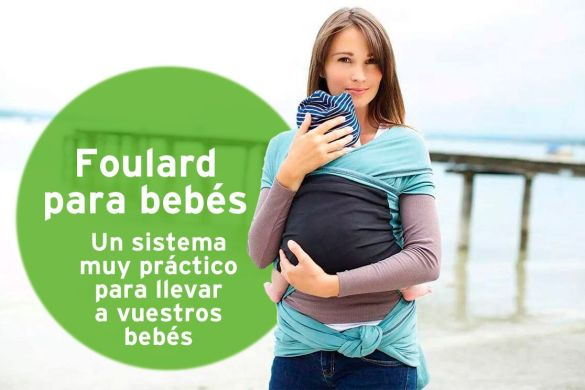 Foulard para bebes
