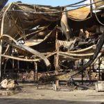 Tak wyglądają hale produkcyjne JBB po pożarze.
