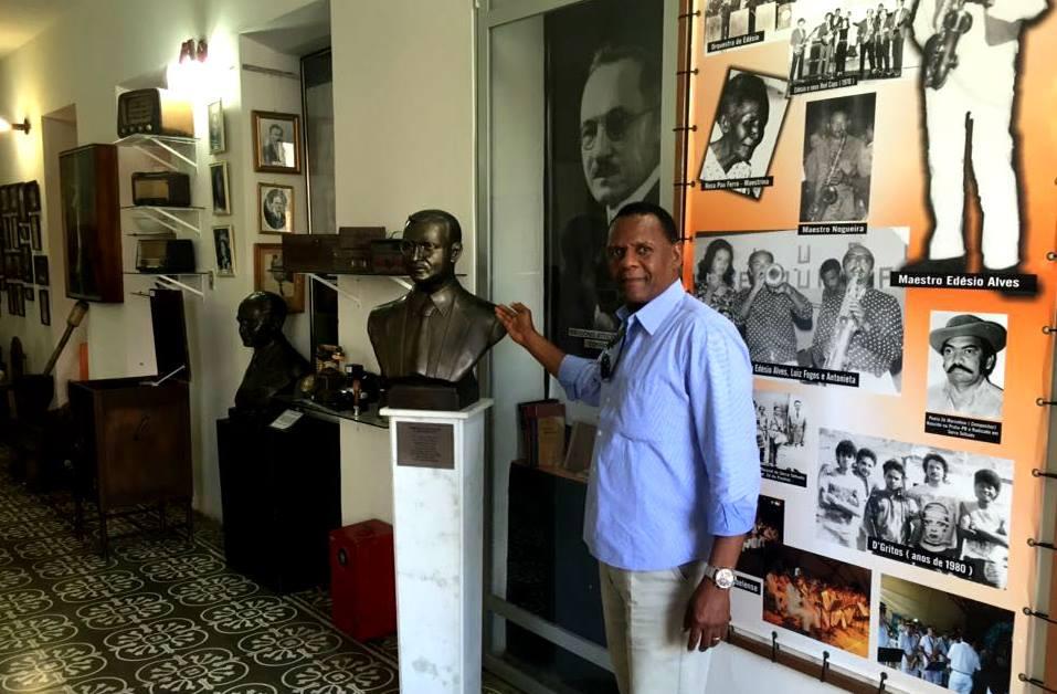 Deputado visita Casa da Cultura em Serra Talhada