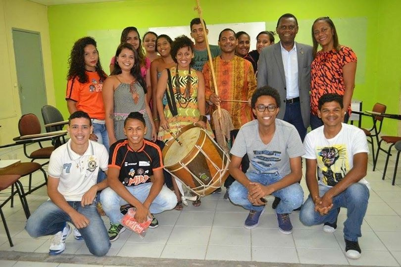 Ossesio realiza palestra para estudantes na ANNEB