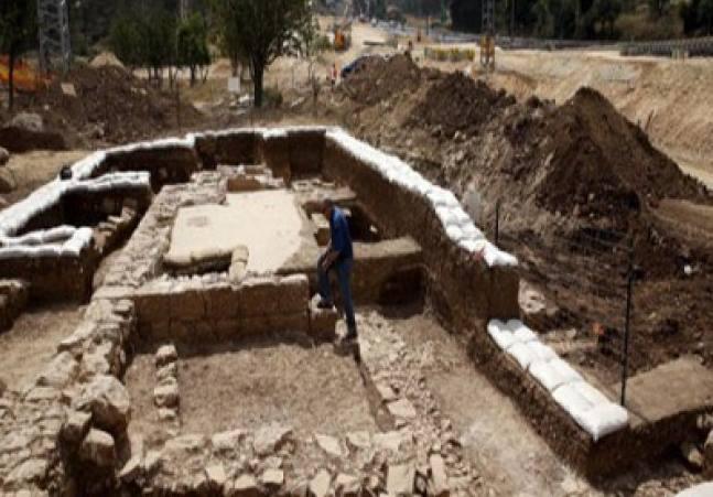 Ruínas de Igreja histórica são encontradas em Israel