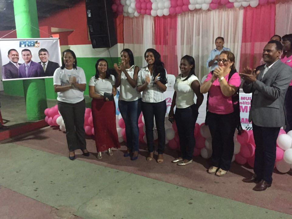 PRB Mulher empossa comissão em Ipojuca