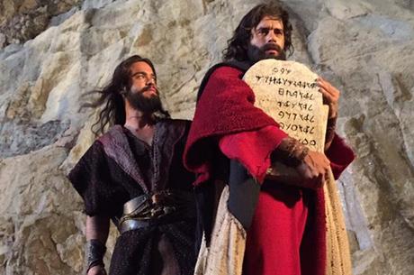 Os Dez Mandamentos — O Filme bate marca de cinco milhões de ingressos vendidos