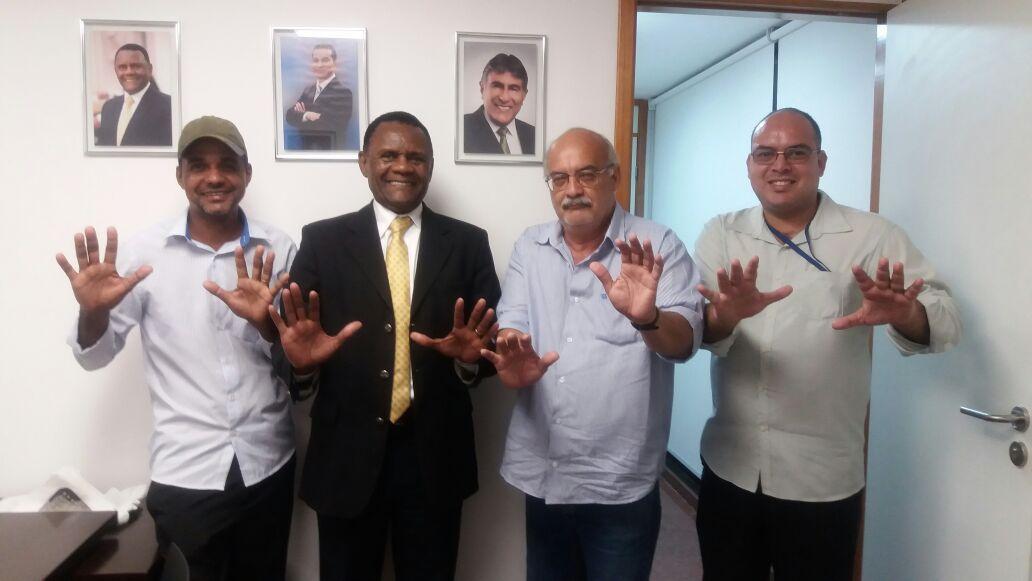 Direção do PRB-PE recebe lideranças do Litoral Sul